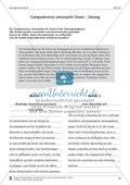 Schreibtraining Kompetenzstufe B: Bericht: Arbeitsblätter mit Lösungen Preview 6