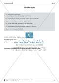 Schreibtraining Kompetenzstufe B: Bericht: Arbeitsblätter mit Lösungen Preview 8