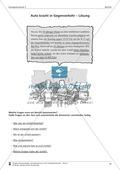 Schreibtraining Kompetenzstufe C: Bericht: Arbeitsblätter mit Lösungen Preview 4