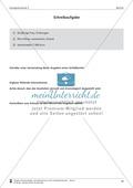 Schreibtraining Kompetenzstufe C: Bericht: Arbeitsblätter mit Lösungen Preview 6