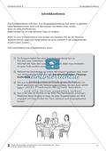 Schreibtraining Kompetenzstufe A: Vorgangsbeschreibung: Arbeitsblätter mit Lösungen Preview 10