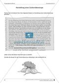 Schreibtraining Kompetenzstufe A: Vorgangsbeschreibung: Arbeitsblätter mit Lösungen Preview 5