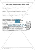 Schreibtraining Kompetenzstufe A: Vorgangsbeschreibung: Arbeitsblätter mit Lösungen Preview 8