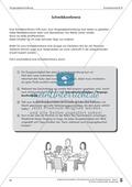 Schreibtraining Kompetenzstufe B: Vorgangsbeschreibung: Arbeitsblätter mit Lösungen Preview 10