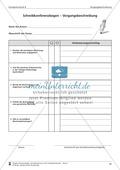 Schreibtraining Kompetenzstufe B: Vorgangsbeschreibung: Arbeitsblätter mit Lösungen Preview 11