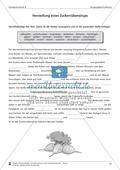 Schreibtraining Kompetenzstufe B: Vorgangsbeschreibung: Arbeitsblätter mit Lösungen Preview 3