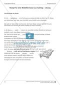 Schreibtraining Kompetenzstufe B: Vorgangsbeschreibung: Arbeitsblätter mit Lösungen Preview 6