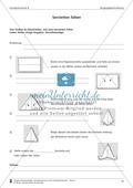 Schreibtraining Kompetenzstufe B: Vorgangsbeschreibung: Arbeitsblätter mit Lösungen Preview 7