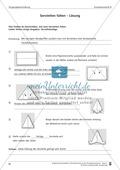 Schreibtraining Kompetenzstufe B: Vorgangsbeschreibung: Arbeitsblätter mit Lösungen Preview 8