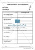 Schreibtraining Kompetenzstufe C: Vorgangsbeschreibung: Arbeitsblätter mit Lösungen Preview 11