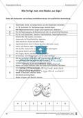 Schreibtraining Kompetenzstufe C: Vorgangsbeschreibung: Arbeitsblätter mit Lösungen Preview 1