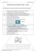 Schreibtraining Kompetenzstufe C: Vorgangsbeschreibung: Arbeitsblätter mit Lösungen Preview 2
