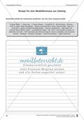 Schreibtraining Kompetenzstufe C: Vorgangsbeschreibung: Arbeitsblätter mit Lösungen Preview 5