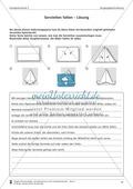 Schreibtraining Kompetenzstufe C: Vorgangsbeschreibung: Arbeitsblätter mit Lösungen Preview 8