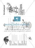 Verrückt gesund: Mini-Theaterstück und Arbeitsmaterialien Preview 6