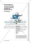Verrückt gesund: Mini-Theaterstück und Arbeitsmaterialien Preview 8