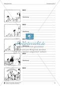 Satzanfänge abwechslungsreich gestalten: Übung Preview 2