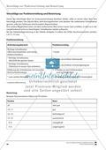 Alternative Diktatformen: Das kommentierte Diktat - Bewertungsschema + Leistungkontrolle Preview 1