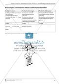 Alternative Diktatformen: Das kommentierte Diktat - Bewertungsschema + Leistungkontrolle Preview 2