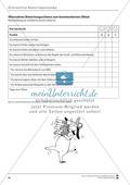 Alternative Diktatformen: Das kommentierte Diktat - Bewertungsschema + Leistungkontrolle Preview 3