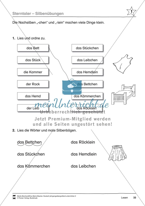 """JÜL - Drei Differenzierungsstufen: """"Auf zu den Sternen"""" - Einführung + Arbeitsblätter + Aufgaben + Lernkontrolle Preview 29"""