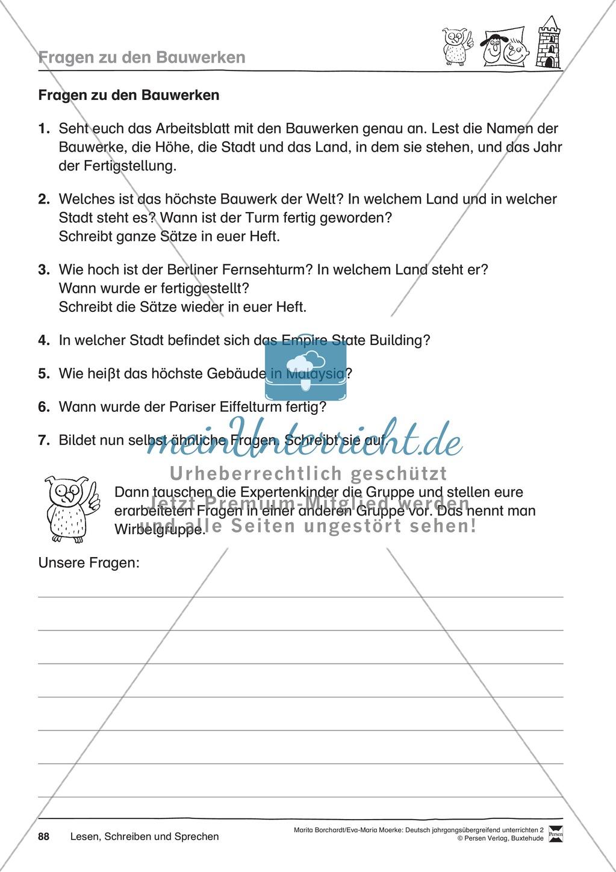 Tolle Dichte Turm Arbeitsblatt Ideen - Super Lehrer Arbeitsblätter ...