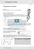 Bewegung im Wasser - Tauchen, Schwimmen, Fluten: didaktische Konzeption, Lehrerübersicht, Schülermaterial, Test Preview 10
