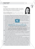 Deutsch-Aufgaben aus dem Alltag - Arbeiten in der Drogerie: Übungen und Lösung Preview 1