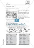 Erste Schritte in Englisch - At home: Übungen und Lösung Preview 1