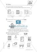 Erste Schritte in Englisch - At home: Übungen und Lösung Thumbnail 2