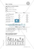 Erste Schritte in Englisch - At home: Übungen und Lösung Preview 8