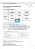 Deutsch-Aufgaben aus dem Alltag - Arbeiten als Schilder- und Lichtreklamehersteller: Übungen + Lösung Preview 6