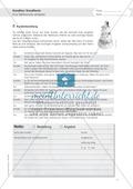 Deutsch-Aufgaben aus dem Alltag - Arbeiten in der Konditorei: Übungen und Lösung Preview 6