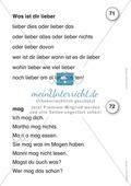 Der Lese-Trainer - Stufe 5 (Rätsel und Fragen): Arbeitsblätter + Urkunde Preview 4