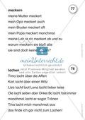 Der Lese-Trainer - Stufe 5 (Rätsel und Fragen): Arbeitsblätter + Urkunde Preview 7
