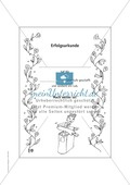 Der Lese-Trainer - Stufe 5 (Rätsel und Fragen): Arbeitsblätter + Urkunde Preview 9