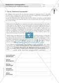 Deutsch-Aufgaben aus dem Alltag - Arbeiten in der Arztpraxis: Übungen und Lösung Preview 1