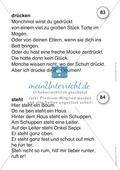 Der Lese-Trainer - Stufe 6 (längere Texte): Arbeitsblätter + Urkunde Preview 2