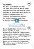Der Lese-Trainer - Stufe 6 (längere Texte): Arbeitsblätter + Urkunde Preview 5