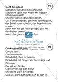 Der Lese-Trainer - Stufe 6 (längere Texte): Arbeitsblätter + Urkunde Preview 6