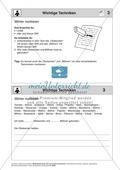Texten Informationen entnehmen: Methoden-Karteikarten Preview 4