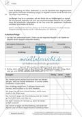 Textarbeit Eheschließung und Liebe: Karikatur, Text, Arbeitsblätter und Lösungen Preview 3