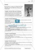 Textarbeit Eheschließung und Liebe: Karikatur, Text, Arbeitsblätter und Lösungen Preview 4