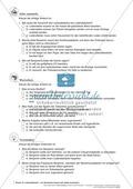 Textverständnis Training: Text, Arbeitsblätter und Lösungsblatt Thumbnail 2