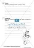 Textverständnis Training: Text, Arbeitsblätter und Lösungsblatt Thumbnail 4