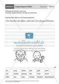 Stationentraining Adjektive: Arbeitsblätter Preview 3