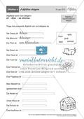 Stationentraining Adjektive: Arbeitsblätter Preview 4
