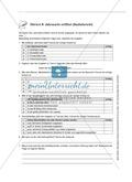 Hörkompetenz Training im Deutschunterricht Teil 2: Arbeitsblätter mit Lösungen Thumbnail 2