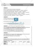 Basics Grammatik: Evaluationsbogen mit Aufgaben + Lösungen Thumbnail 2