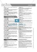 Basics Grammatik: Evaluationsbogen mit Aufgaben + Lösungen Thumbnail 4